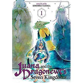 Juana et sept royaumes Vol. de le Dragonewt 1
