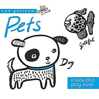 Animaux domestiques: Une diapositive & Play Book (Wee Gallery)