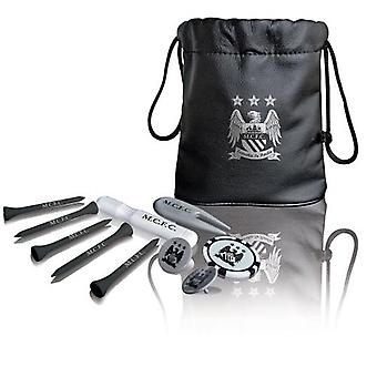 Manchester City Tote tas Golf cadeauset