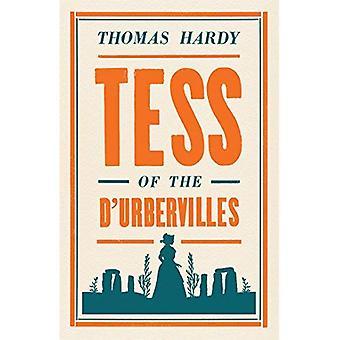 Tess of the D'urbervilles (Alma Classics Evergreens)