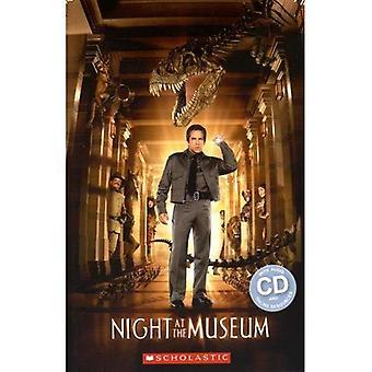 Night at the Museum Audio Pack (Scholastic ELT Readers)