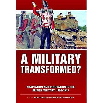 A Military Transformed? A Military Transformed? (Wolverhampton Military Studies)