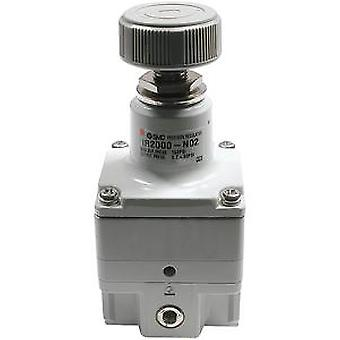 SMC Rc 1/4 1200L/Min Pneumatic Regulator, 0.005 To 0.2Mpa