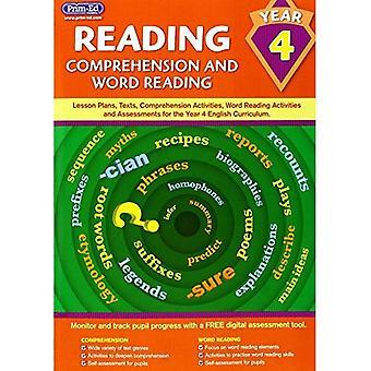 Compréhension de la lecture et mot lecture année 4