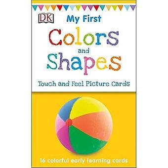 Mój pierwszy dotknąć i poczuć się figury: kolory i kształty (mój 1st T & figury f)