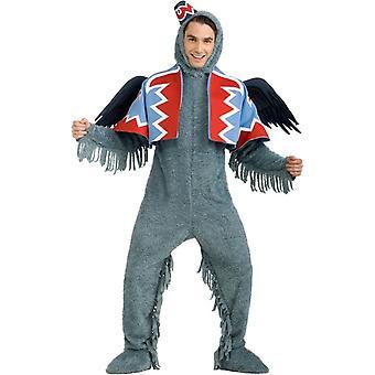 Wizard Of Oz Winged Monkey Adult Costume
