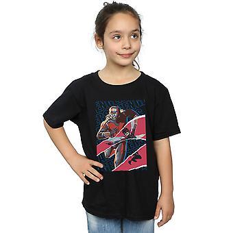 Marvel Mädchen Avengers Ant-Man und die Wespe Collage T-Shirt