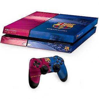 Πακέτο επιδερμίδας του PS4 της Βαρκελώνης