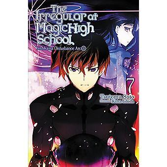 Nieregularne w Magic High School - Vol. 7 (powieść) przez Tsutomu