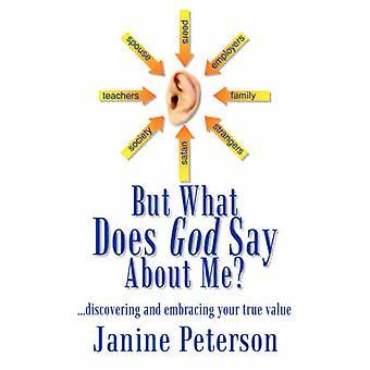 ولكن ماذا يقول الله عني... اكتشاف واحتضان الخاص بك القيمة الحقيقية بجانين & بارنز