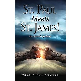 St. Paul Meets St. James by Schaefer & Charles W.