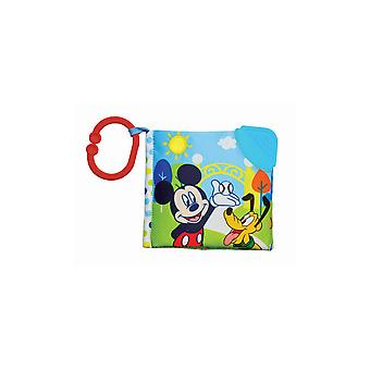 Officially Licensed Mickey Mouse Soft Book