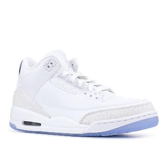 Air Jordan 3 Retro - 136064-111 - Shoes