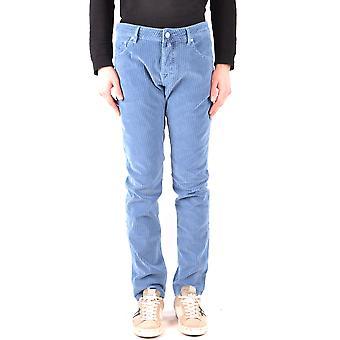 Jacob Cohen Ezbc054343 Männer's Hellblau Jeans