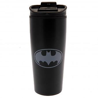 Batman Metal Travel Mug
