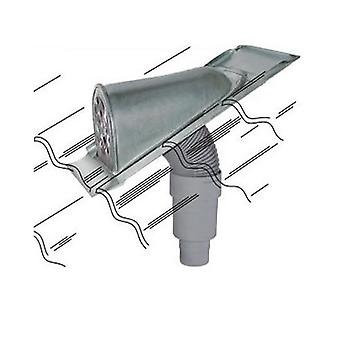 Universal Roof duct Air outlet and inlet USDH Steel