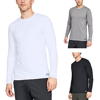 Under Armour Hommes Fitted CG Crew T-Shirt