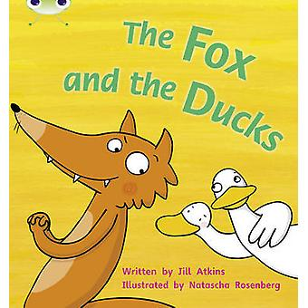 The Fox and the Ducks by Jill Atkins - 9781408260364 Book
