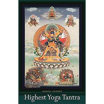 Highest Yoga Tantra by Daniel Cozort - 9781559392358 Book