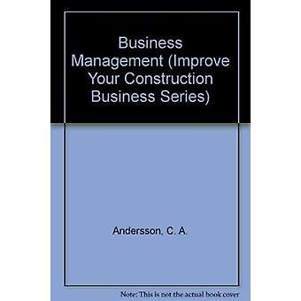 Business Management - Handbook - 9789221087557 Book