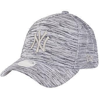 New Era kobiet Trucker zaprojektowane Fit Cap-NY Yankees Grey