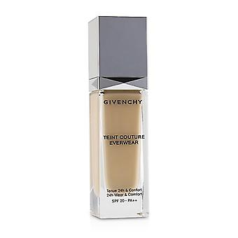 Givenchy Teint Couture Everwear 24h slitage & amp; Komfort Foundation SPF 20-# P115-30ml/1oz