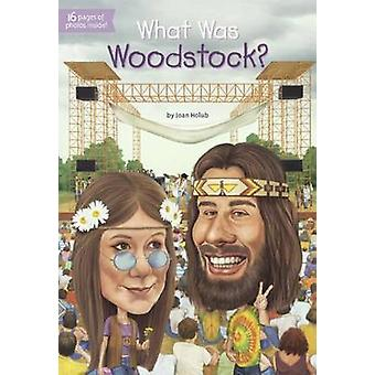 What Was Woodstock? by Joan Holub - Gregory Copeland - Kevin McVeigh