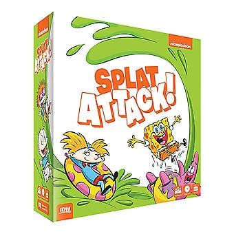 Splat Attack Board Game