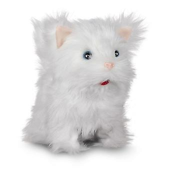 Cute Kitten Action Soft Toy