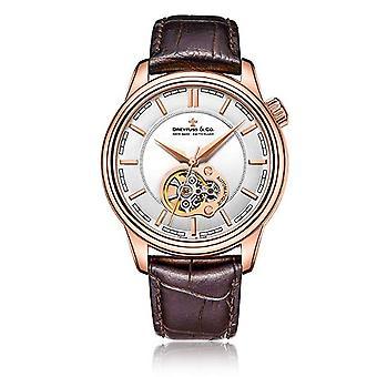 Dreyfuss Men's Watch Steel Automatic DGS00093-02