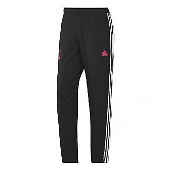 2019-2020 Juventus Adidas Woven Pants (Black) - Kids