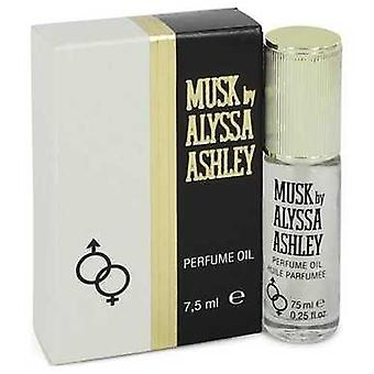 Alyssa Ashley Musk Von Houbigant Öl .25 Oz (Frauen) V728-436921