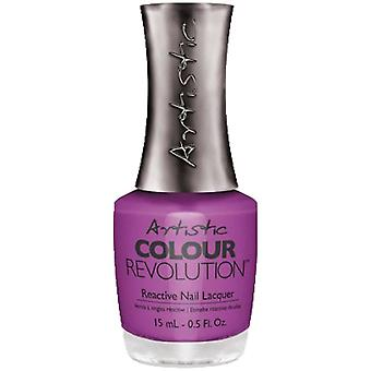 Artistic Colour Revolution Reactive Nail Lacquer - Shred It Up (2300098) 15ml