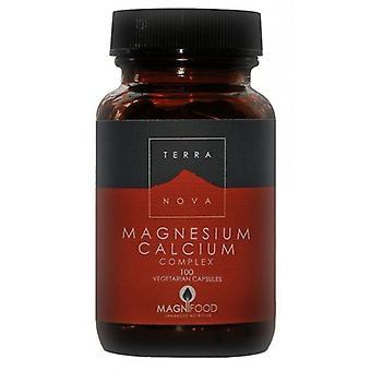 Terranova Magnesium Calcium 2:1 Complex Vegicaps 100 (T1131)