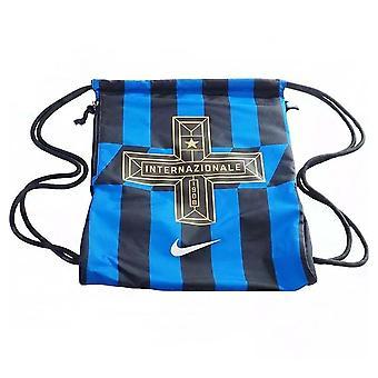 2019-2020 Inter Milan Nike Stadium kunto sali säkki (sininen)