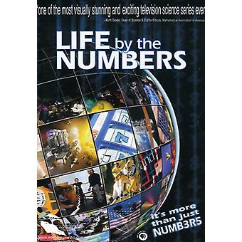 Life by the Numbers [DVD] USA import