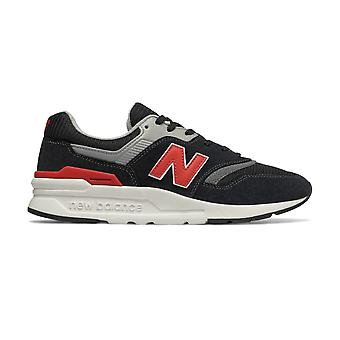 New Balance Zapatillas Casual New Balance Cm997 Black/pink Shock 19245