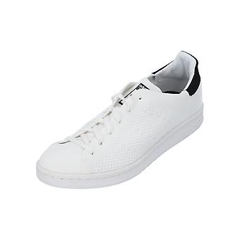 adidas Originals STAN SMITH PK Women's Sneakers Turn Shoes White NEW OVP