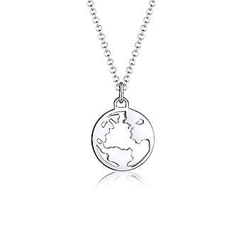 Elli Silver Pendant Necklace 0110440617_45