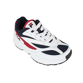 Row Casual Shoes Row V94M Jr White/navy/red 0000157170-0