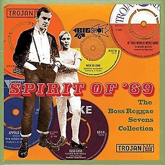 Geest van 69: baas Reggae Zevens collectie - geest van 69: baas Reggae Zevens collectie [Vinyl] USA importeren