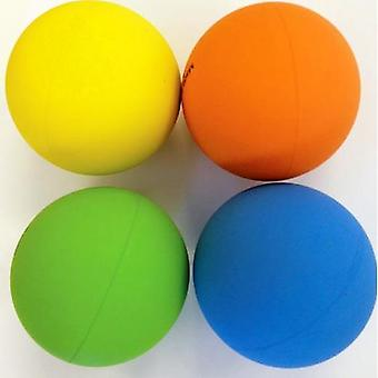 High Bounce Hand Balls | 4 Colour Pack