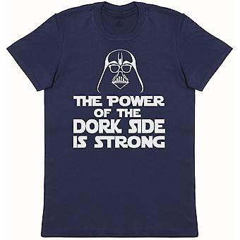 The Power Of The Dark Side Is Strong - Mens T-Shirt