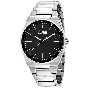 Hugo Boss Men's Magnitude Black Dial Watch - 1513568