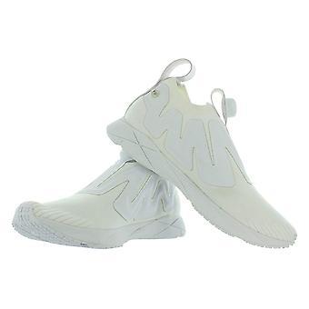 Reebok Womens Pump Supreme ULTK Low Top Pull On Walking Shoes