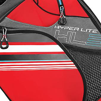 Callaway Golf Unisex Hyperlite 3 Water Resistant Stand Bag Cart Bag