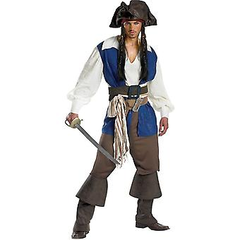 Jack Sparrow Teen Costume - 10016