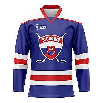 Slowakije Home ijshockey shirt