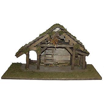Wieg houten wieg kerst wieg kerst Nativity Scene kerst decoratie