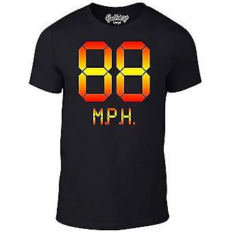 Homens ' s 88mph.. apenas Incase t-shirt